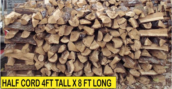 The express handymen firewood